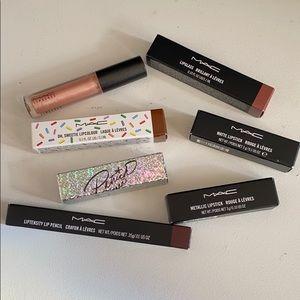 ⭐️Last Chance Sale⭐️ New Mac Cosmetics lip lot